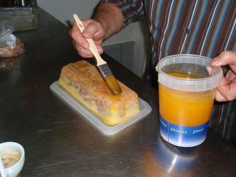 Foie gras e [Résolution de l'écran]
